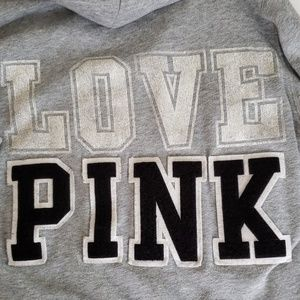 """VS """"Pink"""" Legging Pullover Hoodie - size S"""